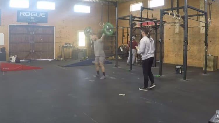 Matt Fraser Workout