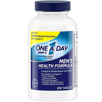 One A Day Men Multivitamin
