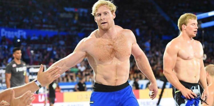 Patrick Vellner Crossfit Athlete