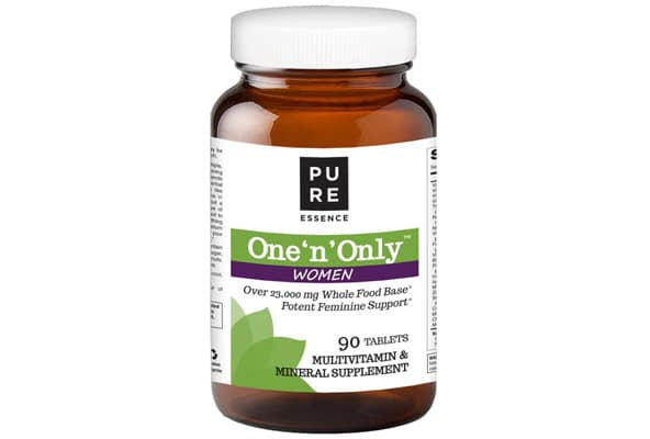 Pure Essence Labs One N Only Multivitamin For Women