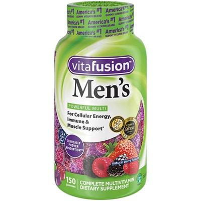 Vitafusion Men Gummy Vitamins