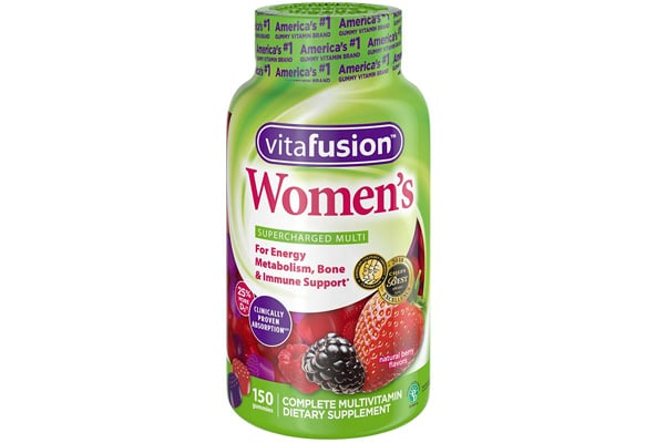 Vitafusion Women S Gummy Vitamins