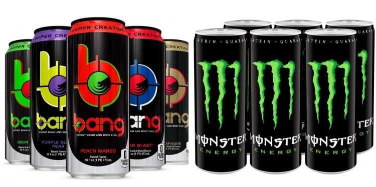 Band And Monster Energy