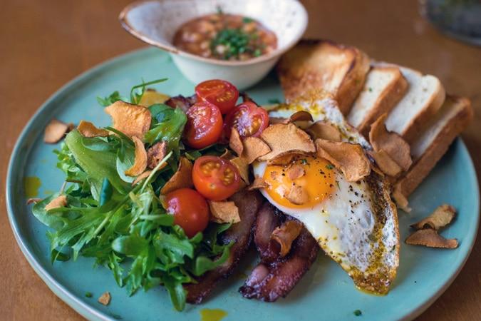 Bodybuilder Breakfast
