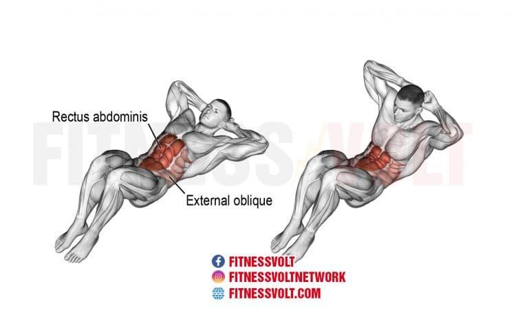 Jak często ćwiczyć brzuch, Wiemy Ile Razy w Tygodniu Ćwiczyć Brzuch! [Nowe Badanie]