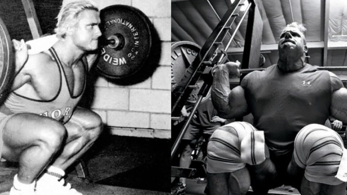 Is there a greatest methodology for constructing huge legs?