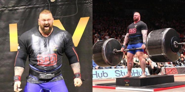 Hafthor Bjornsson Admits Steroid Use