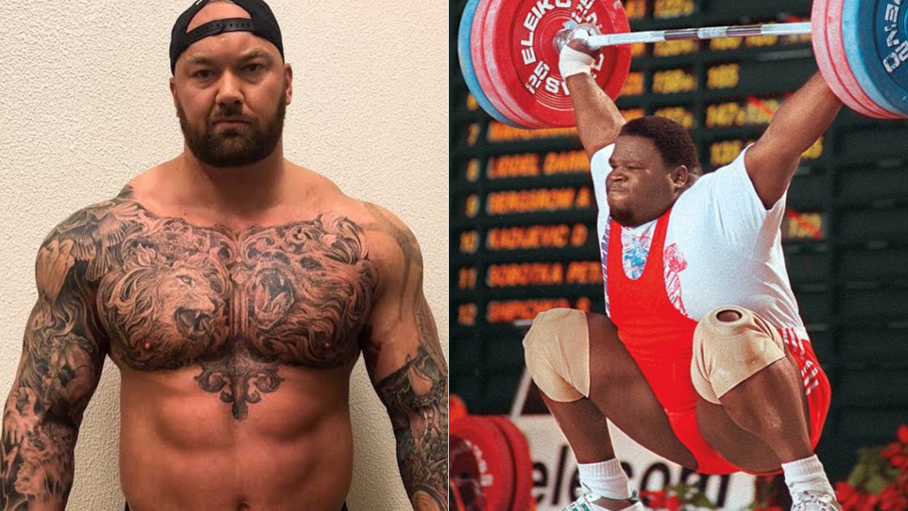 Former Strongman Mark Henry Speaks Out On Hafthor Bjornsson S Steroid Use Fitness Volt