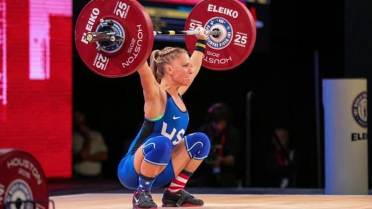 Usa Weightligting Team