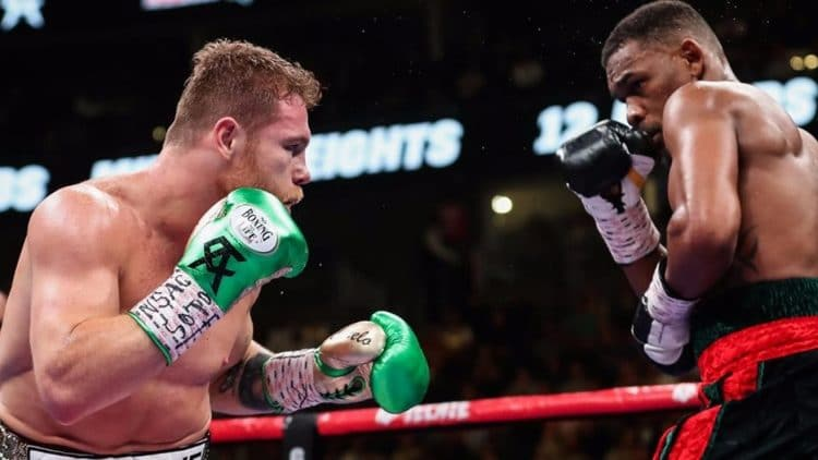 Canelo Def Jacobs