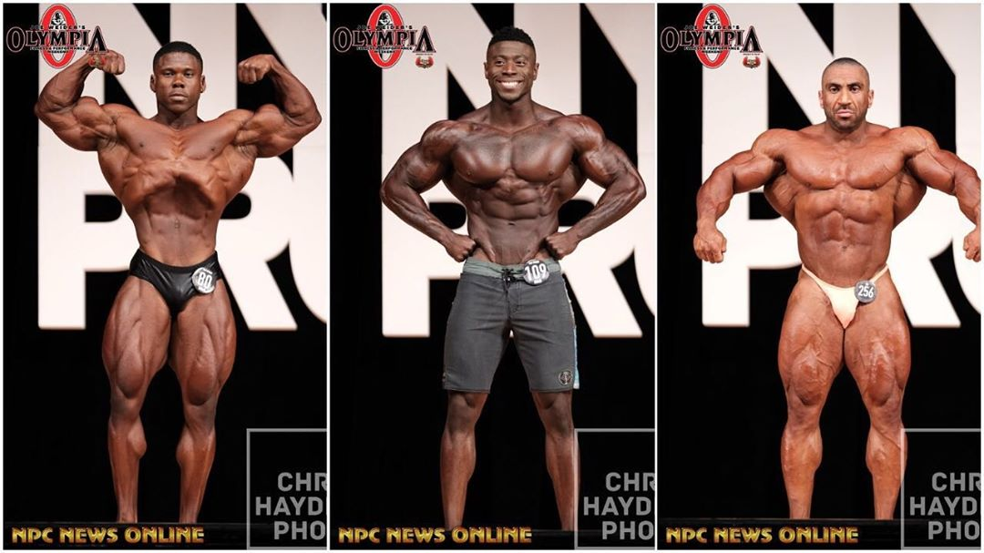 Classic Physique Men Physique And Winners