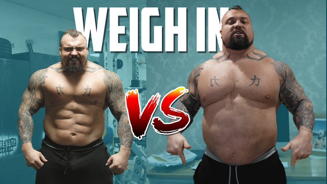 Eddie Hall Sheds 20 Pounds In 17 Days For Fat Loss ...