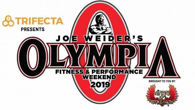 Joe Wider S Olympia