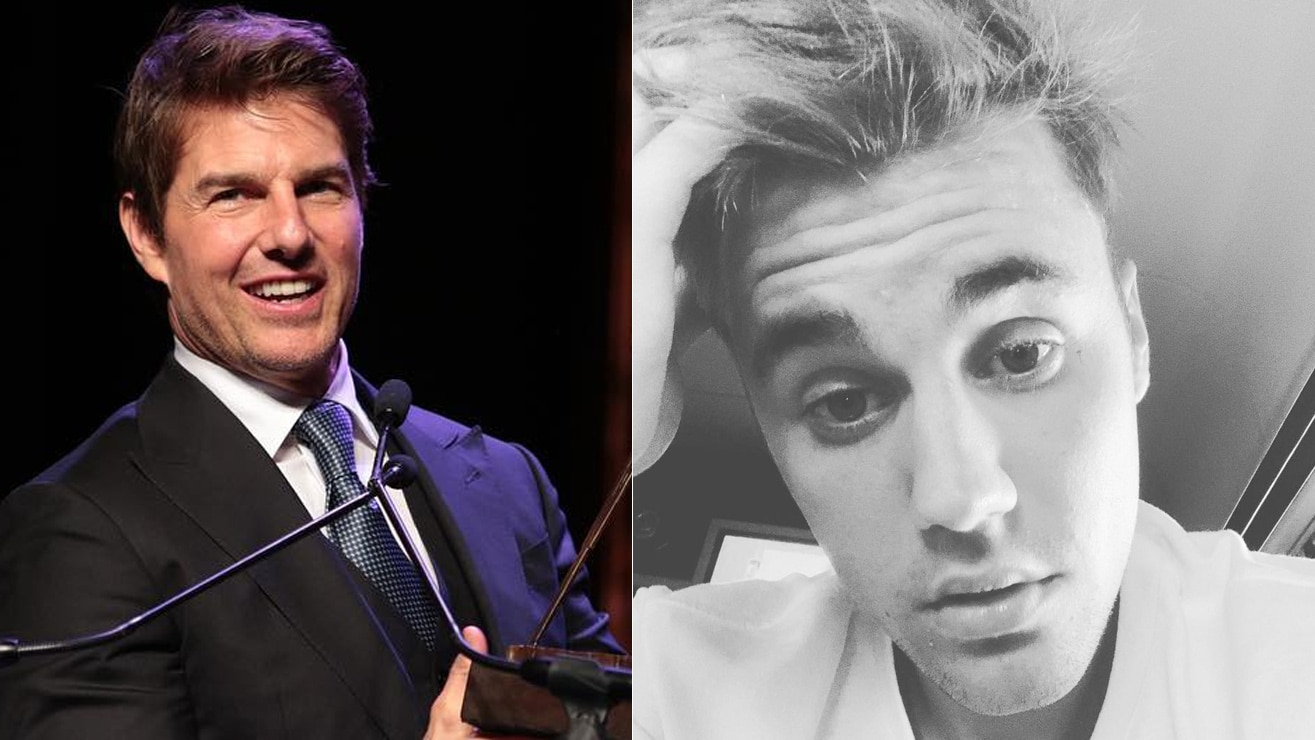 Justin Bieber Challenges Tom Cruise To A UFC Fight On ...