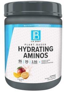 Liv Plant Based Hydrating Aminos