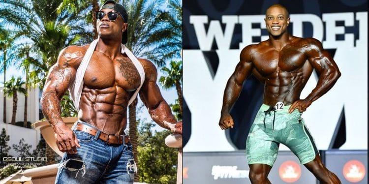 Men S Physique Champion Brandon Hendrickson