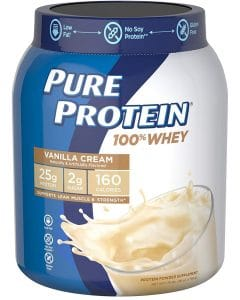 Pure Protein 100% Whey Protein
