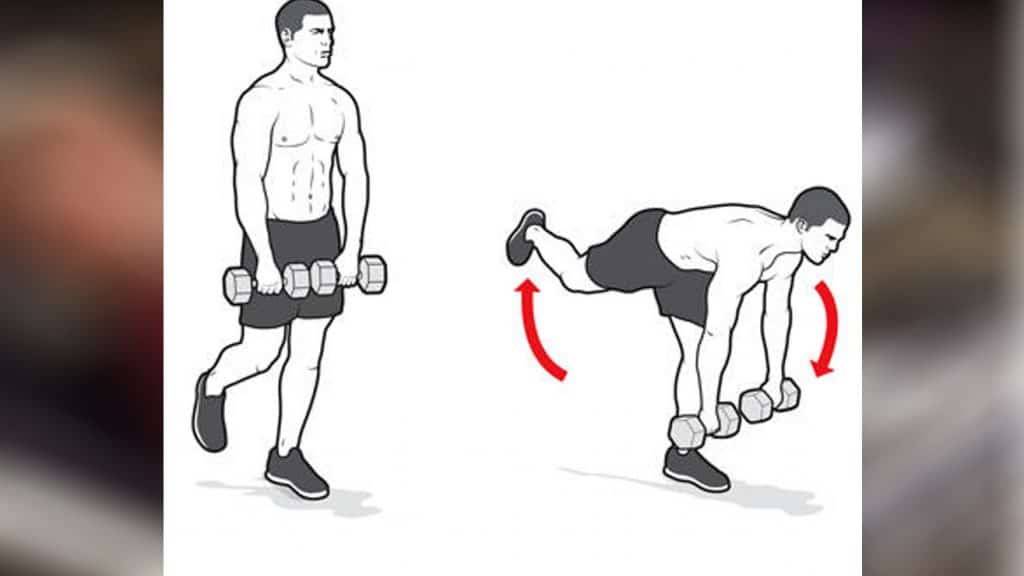 Single Leg Deadlift