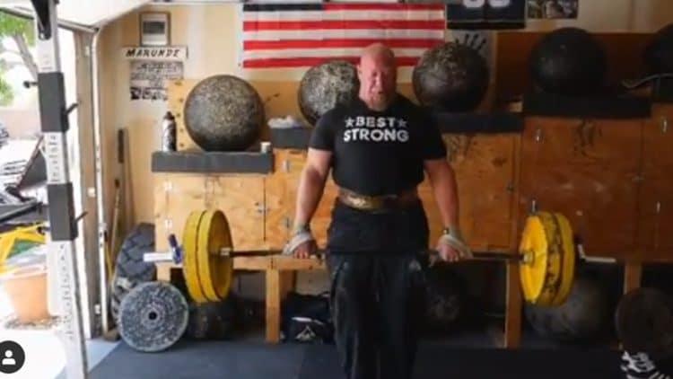 Strongman Nick Best