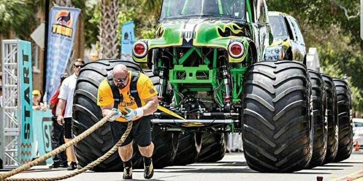 2019 World's Strongest Man Day 1 Events And Results ...