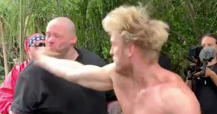 Youtuber Logan Paul Slaps Man Unconscious Then Decides To Pull Out Of Championship Match