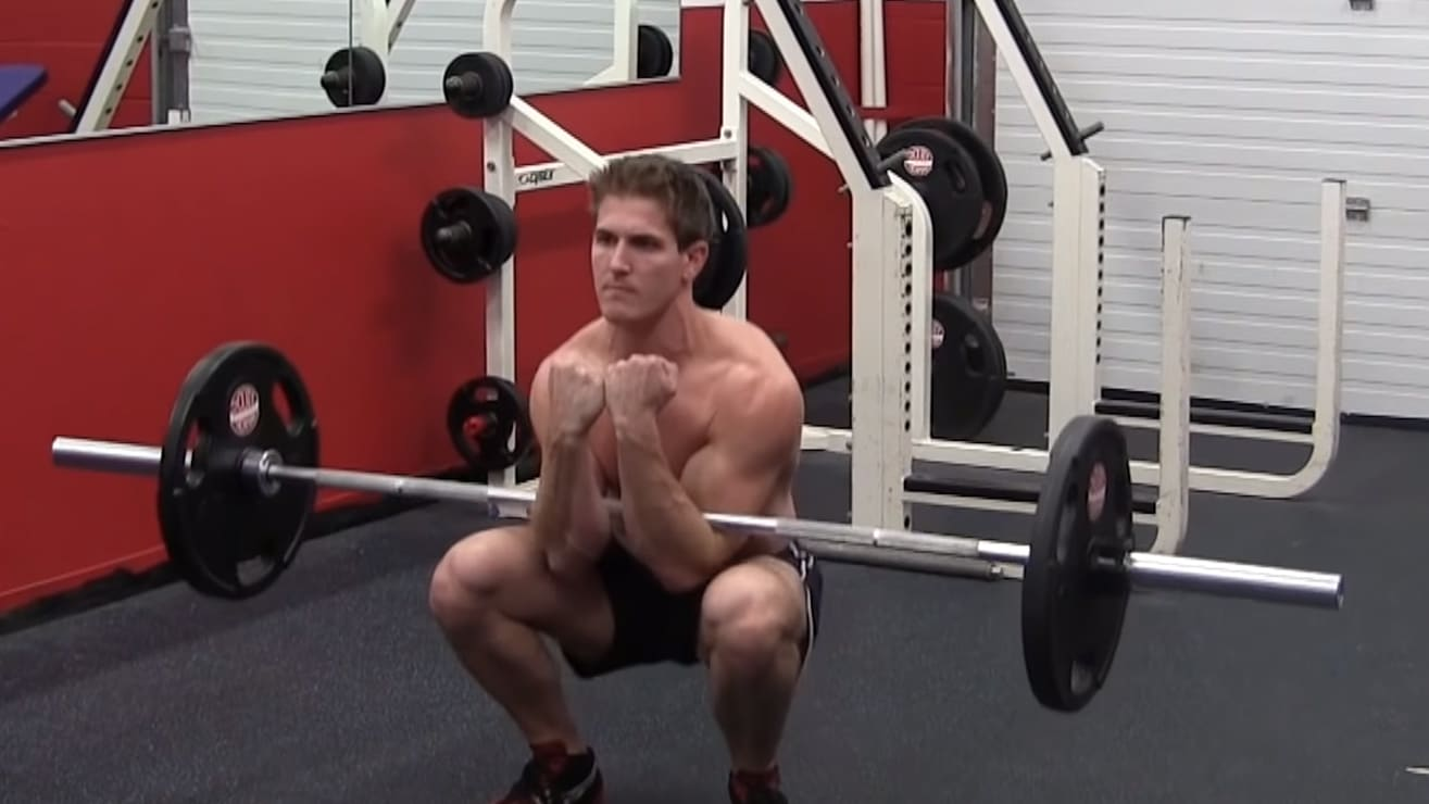 Zercher Squat Guide Origin Muscles Trained Benefits Exercise Instructions And Variations Fitness Volt