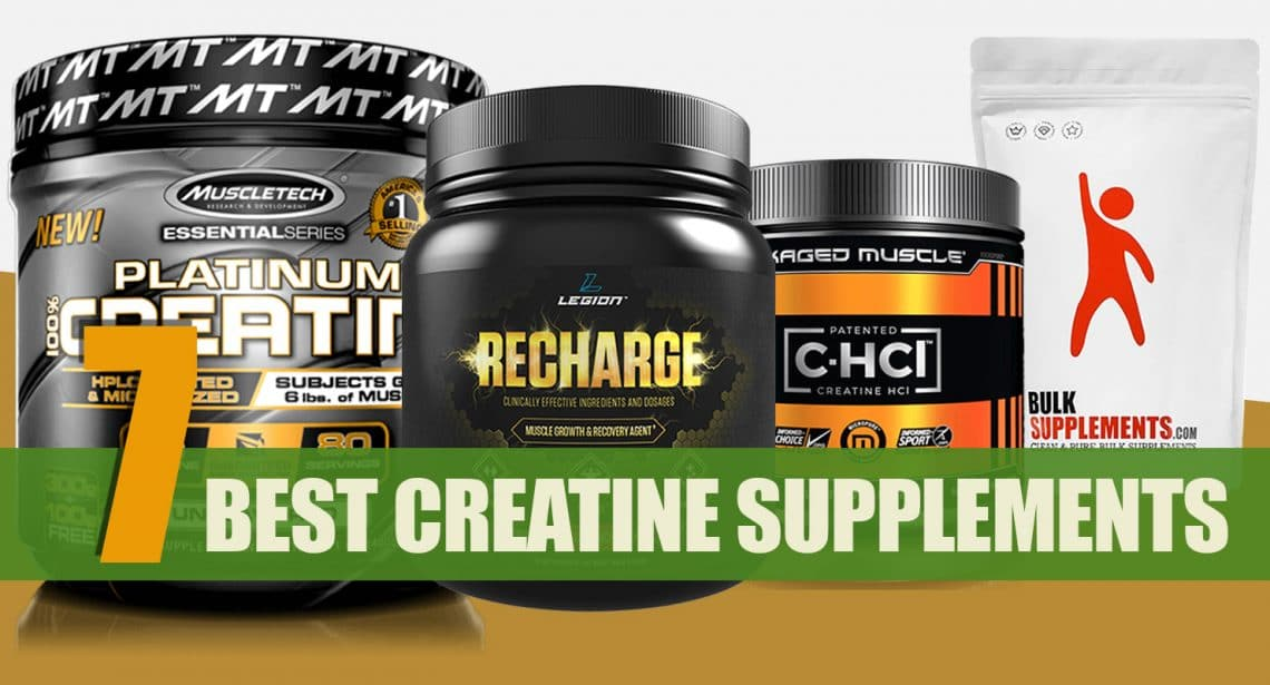 Best Rated Creatine Supplements