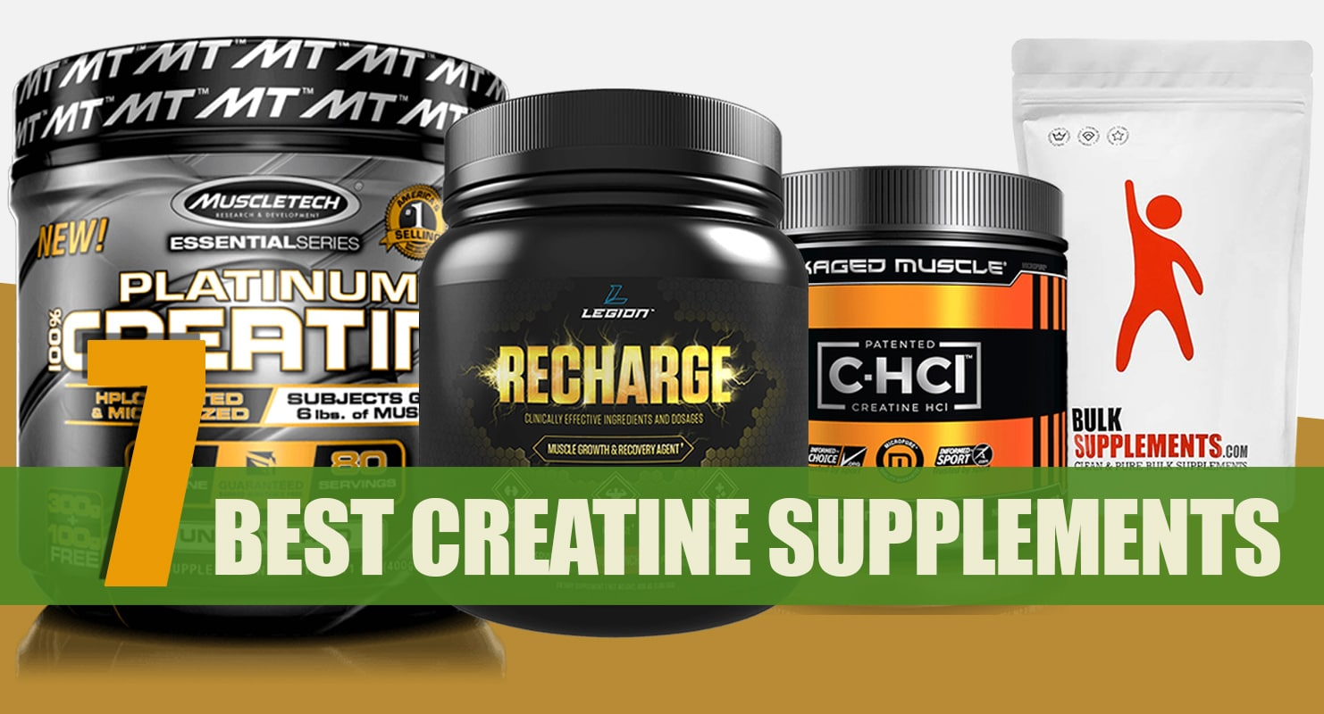 Best Creatine 2020.Best Top Rated Creatine Supplements Of 2019 Fitness Volt