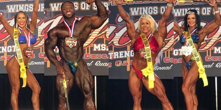 Chicago Pro Results Day Two