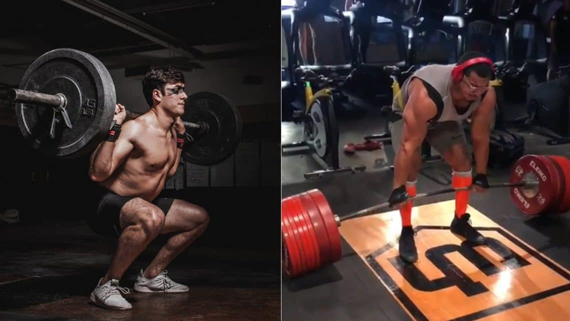 A Easy 5×5 Exercise Routine For Monster Energy Features
