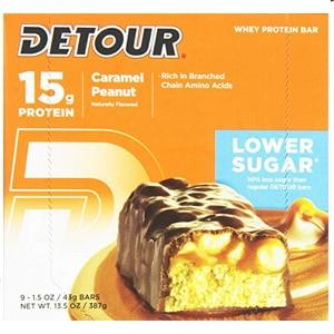 Detour Whey Protein Bar