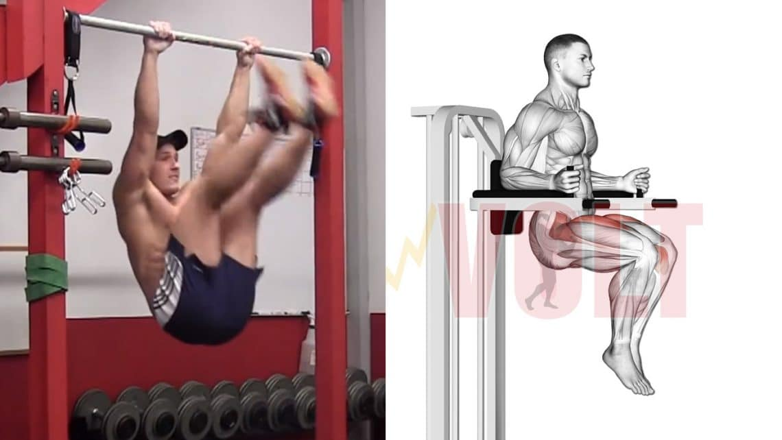 Make the most of The Hanging Leg Increase For Spectacular Core Growth