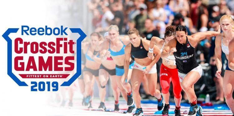 How to Watch the CrossFit Games 2019