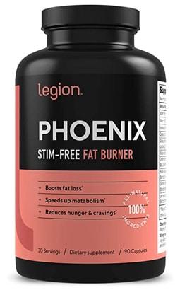 Legion Phoenix Fat Burner