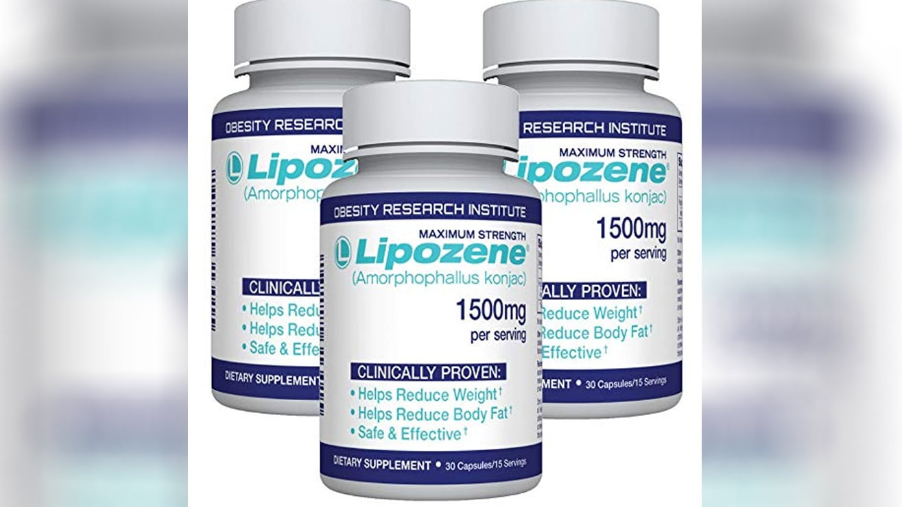 Lipozene Weight Loss Aid Review For 2019 Fitness Volt