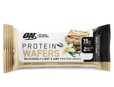Optimum Nutrition High Protein Wafer Bars