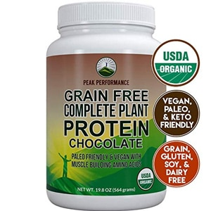 Peak Performance Plant Protein