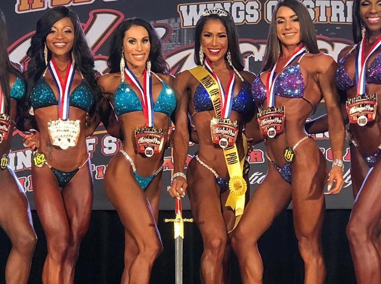 Pro Bikini Winners
