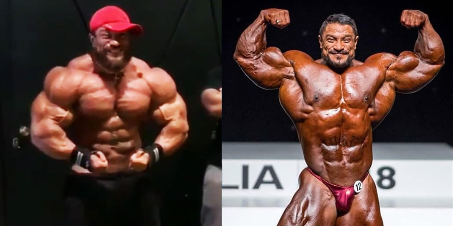 Best Diet Pills >> Roelly Winklaar Looking Inhuman Weeks Out From 2019 ...