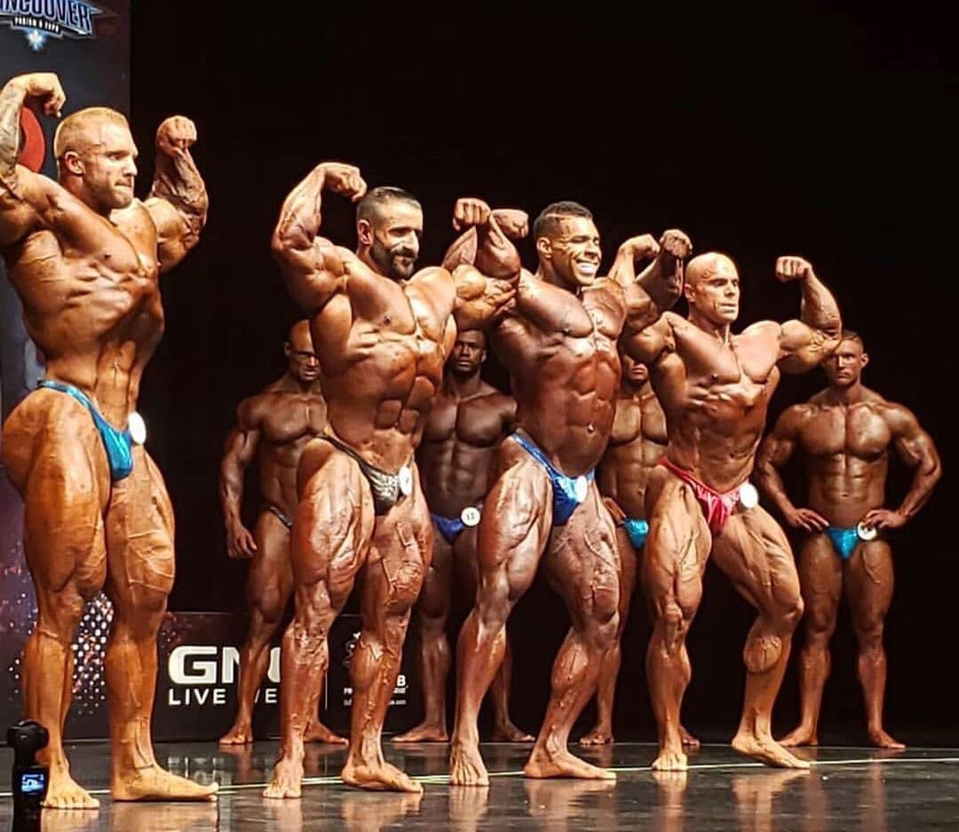Top At Vancouver Pro Open Bodybuilding