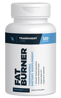 Transparent Labs Fat Burner Supplement