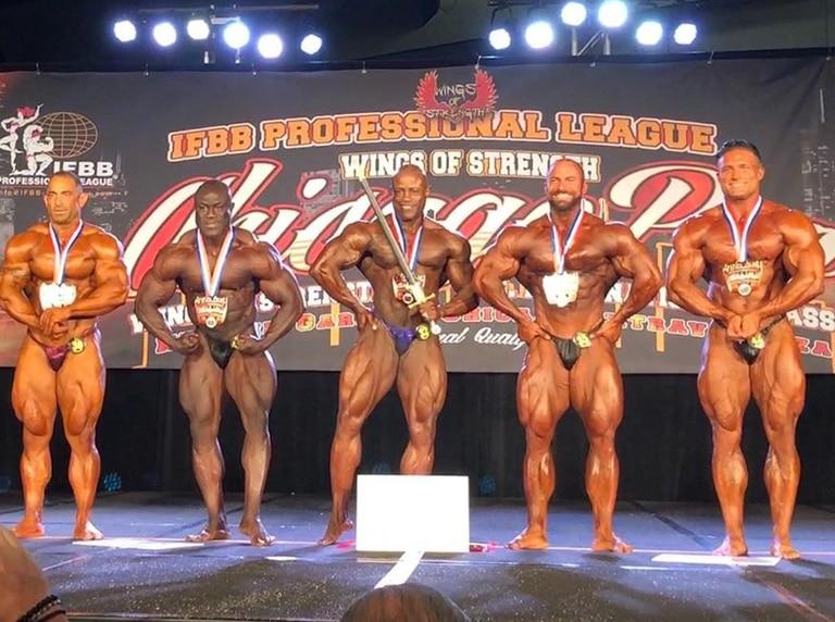 Pro 212 Winner! 🏆