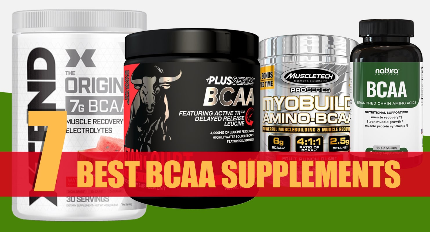 Most Popular Bcaa Supplements Of 2019 Fitness Volt
