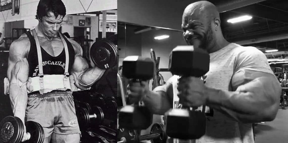 Bicep Curl vs. Hammer Curl – Is One Greatest For Huge Arms?