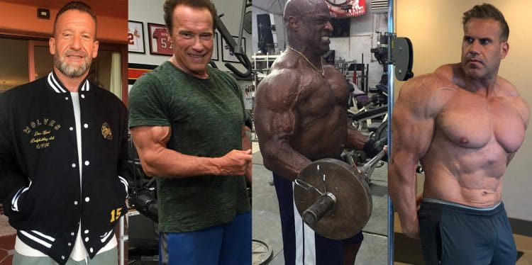 Bodybuilding Legends Still In Amazing Shape