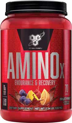 BSN Amino X Muscle Recovery and Endurance Powder