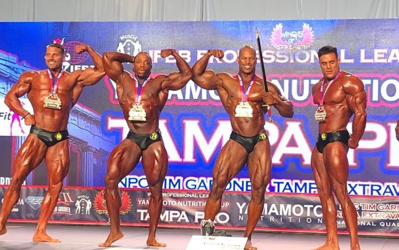 IFBB Tampa Pro 2019 Results & Highlights – Fitness Volt