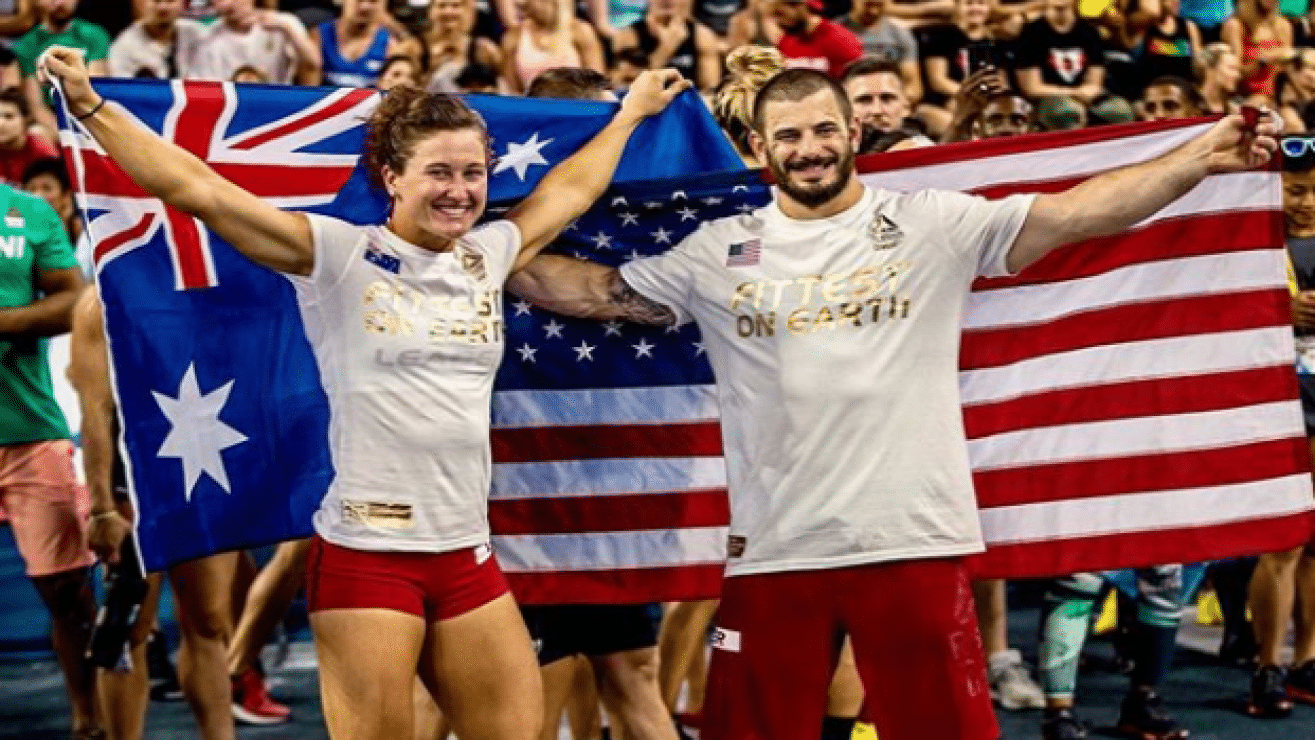 matiz Agotamiento sin embargo  2019 CrossFit Games: Results And Final Standings – Fitness Volt