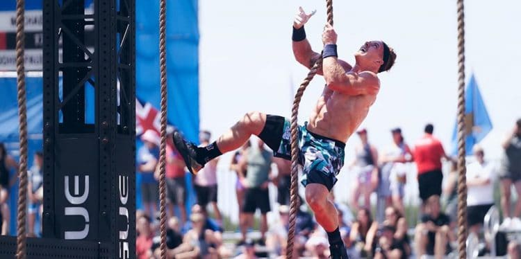 Day 2 Crossfit Games Results