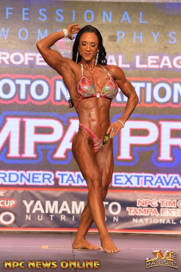 Mariola Sabanovic Suarez At Tampa Pro
